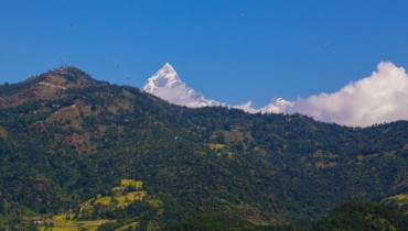 Paragliding in Pokhara-1 day