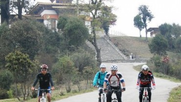 Bhutan Bicycle Tour - 8 Days