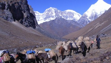 Druk Path Trek- 9 Days
