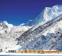 Manaslu Circuit with Tsum Valley - 24 days