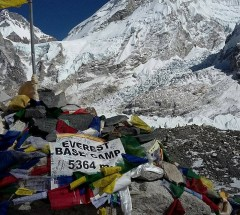 Everest Base camp and Chola pass trek !!